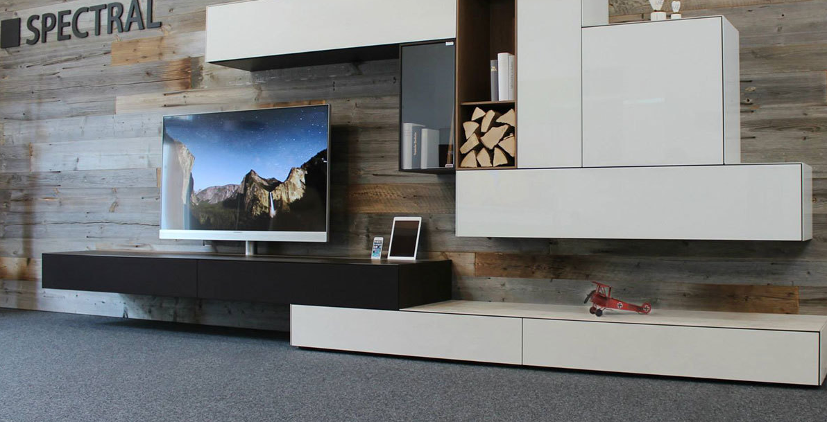 Spectral Smart Furniture | Interieur Paauwe Zonnemaire | tv ...