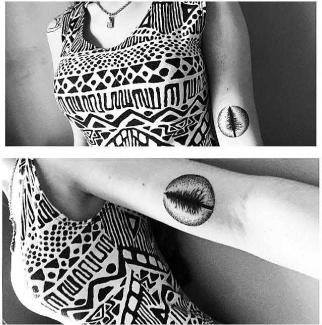 #pinetattoo #pine #tattoo