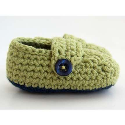 Baby Booties Crochet Pattern Free Crochet Pattern Courtesy Of