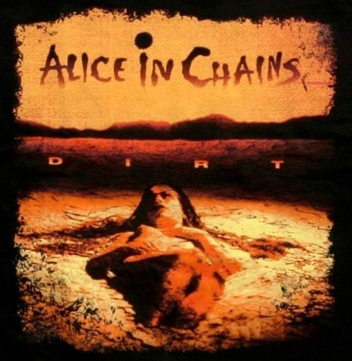 Alice In Chains Dirt Album Cover Album Cover Art Alice In Chains