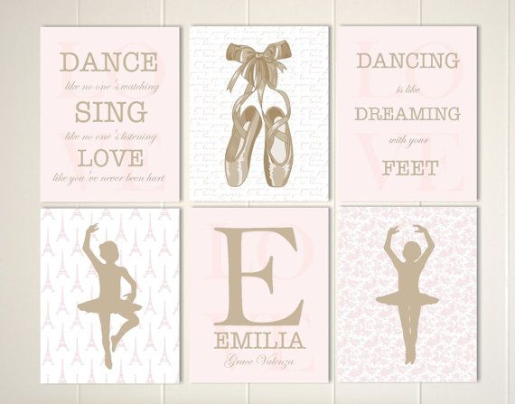"""Large 30""""x20"""" Ballerina Sparkle glitter /& Crystals canvas wall Picture Offer"""