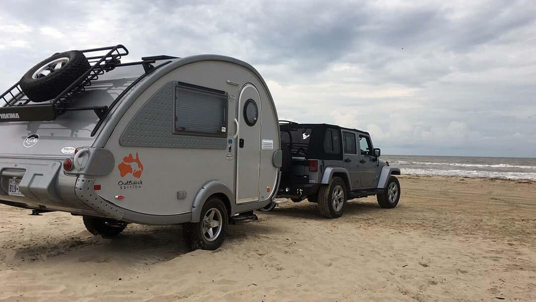 Camper Dealers In Ohio >> Tab Teardrop Campers Are Manufactured By Nucamp Rv In