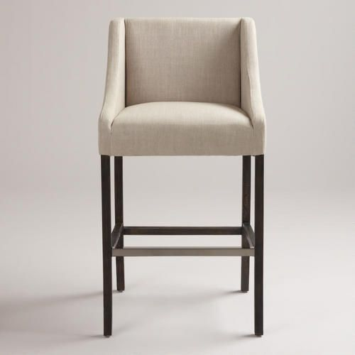 Linen Hayden Barstool Way Expensive Would Need To Find