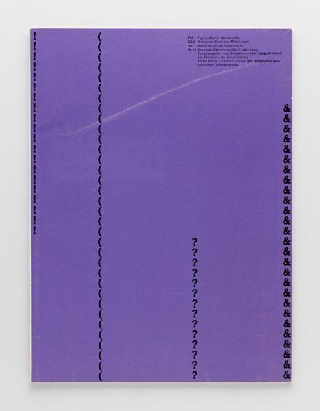 TM Typographische Monatsblätter, issue 12, 1958