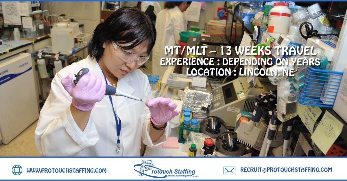 Mtmlt 13 weeks travel job seeker new career career