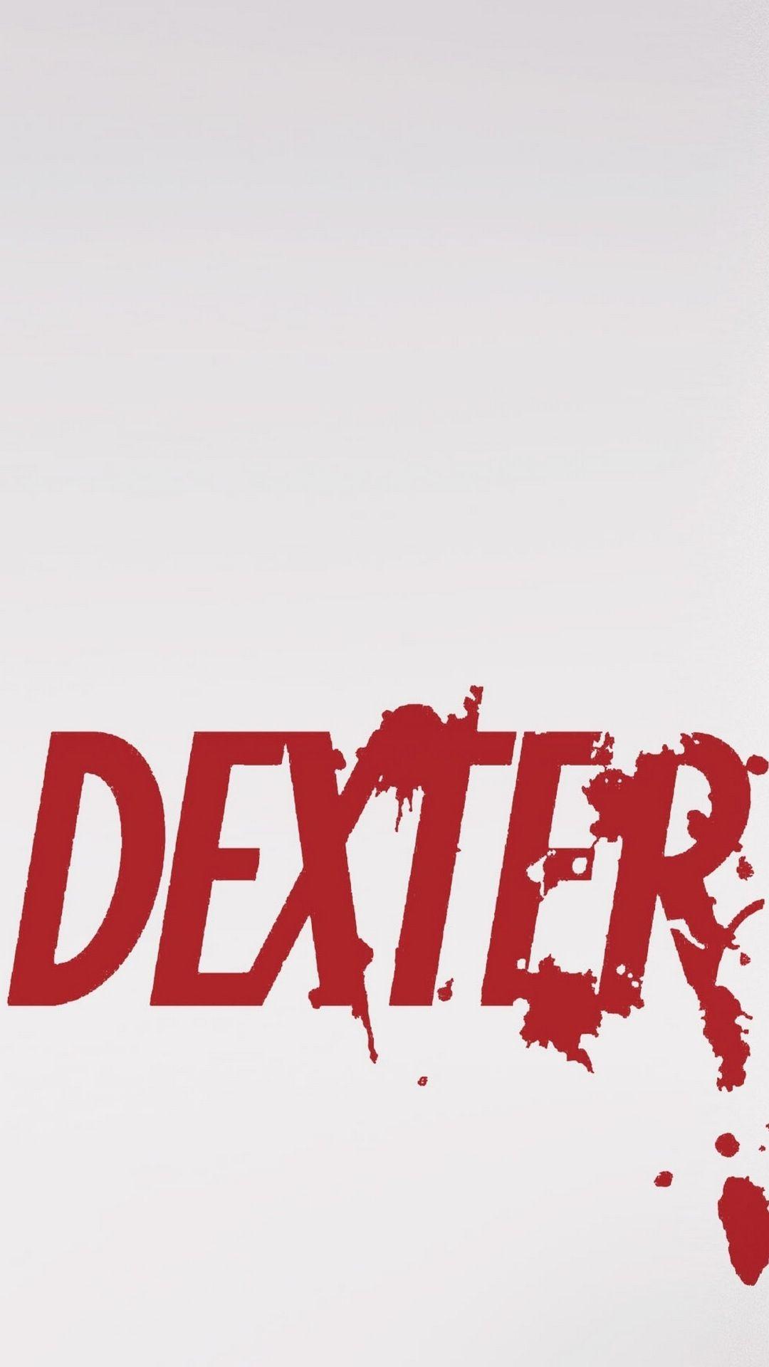 Marvelous Dexter Series Logo #iPhone #6 #plus #wallpaper