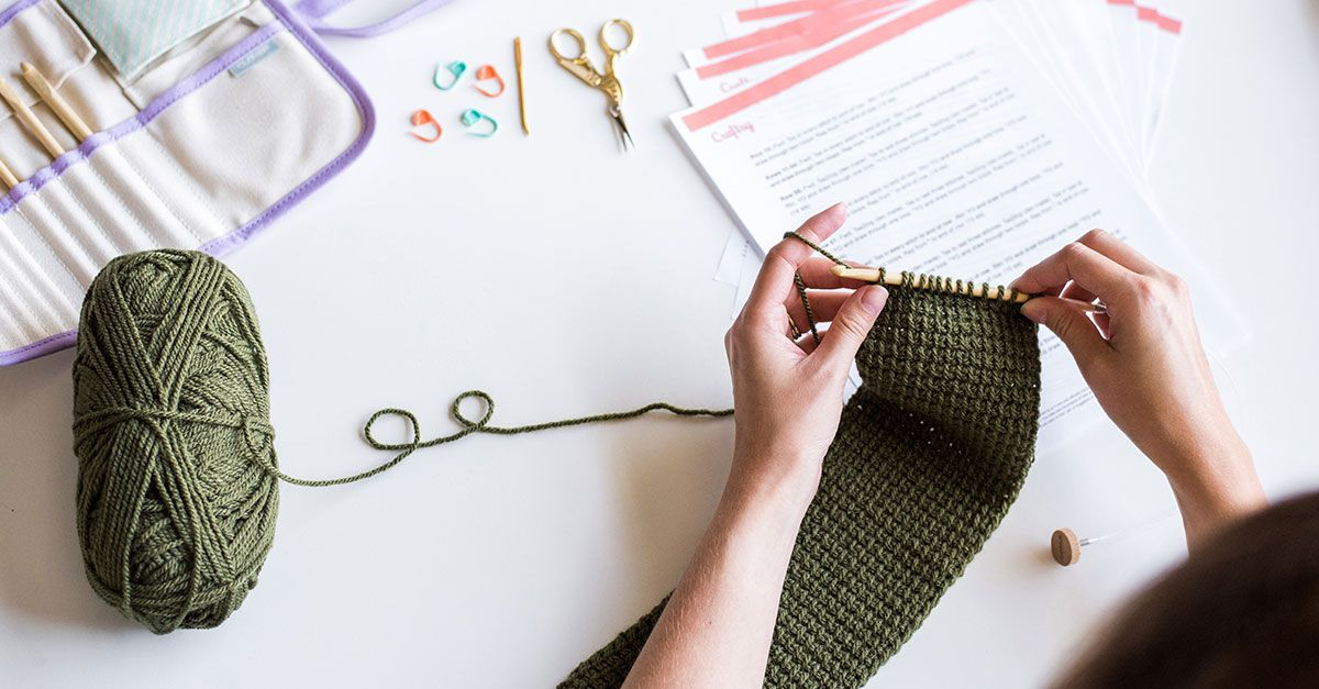 Meet Tunisian Crochet (and Prepare to Fall Hard) | Recipes ...