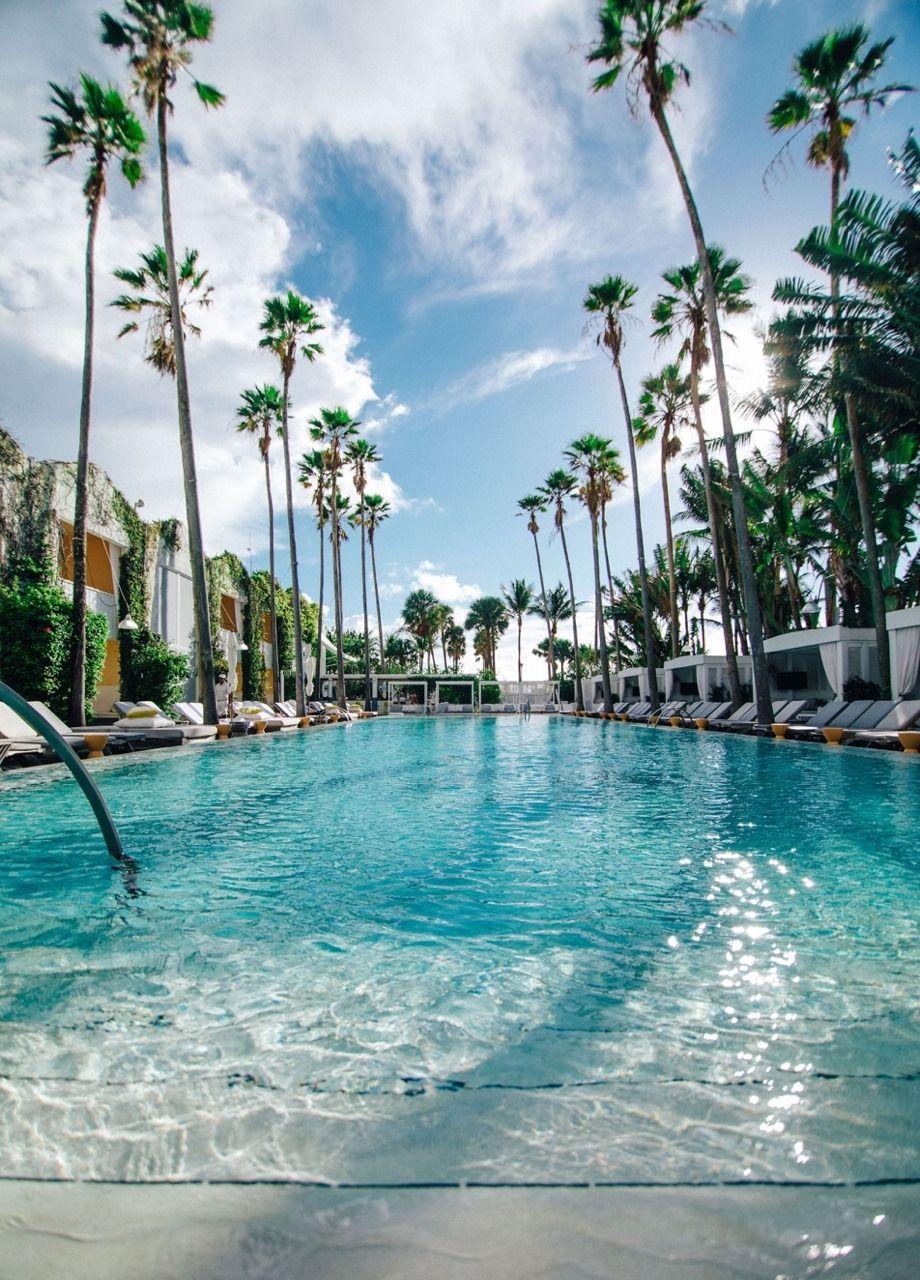 Delano South Beach Hotel Miami