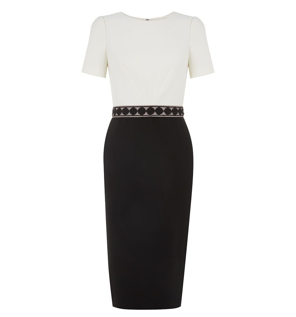Invitation malphas dress simple elegant and chic the black and
