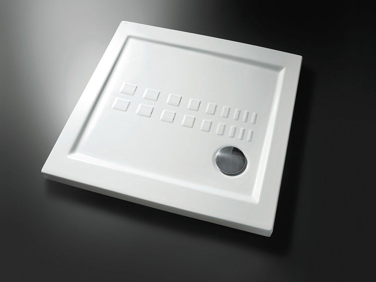 Piatto doccia ito cm 80x80 h5 5 bianco venduto da for Doccia iperceramica