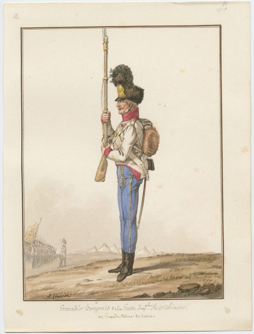 Hungarian grenadier