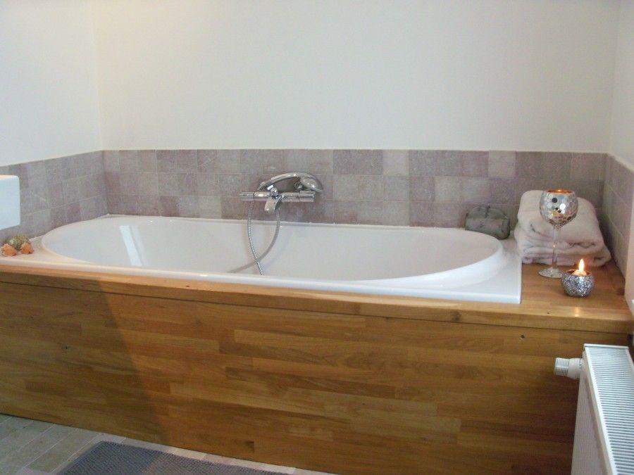 Badkamer Ideeen Hout : Badkamer wit met hout interieur ideeën inspiration home