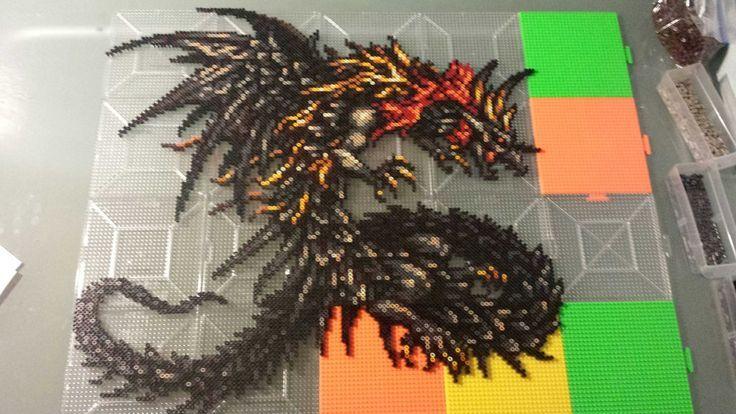 Advanced Perler Patterns Google Search Bead Crafts Pokemon