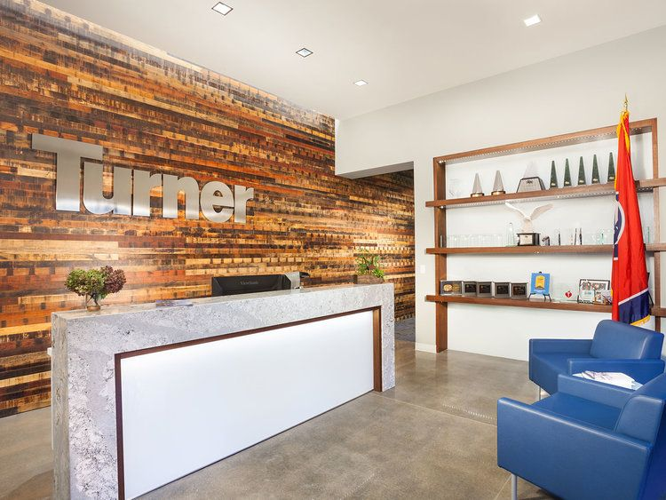 Turner Construction Nashville, TN 14,000 Sf // STG Design