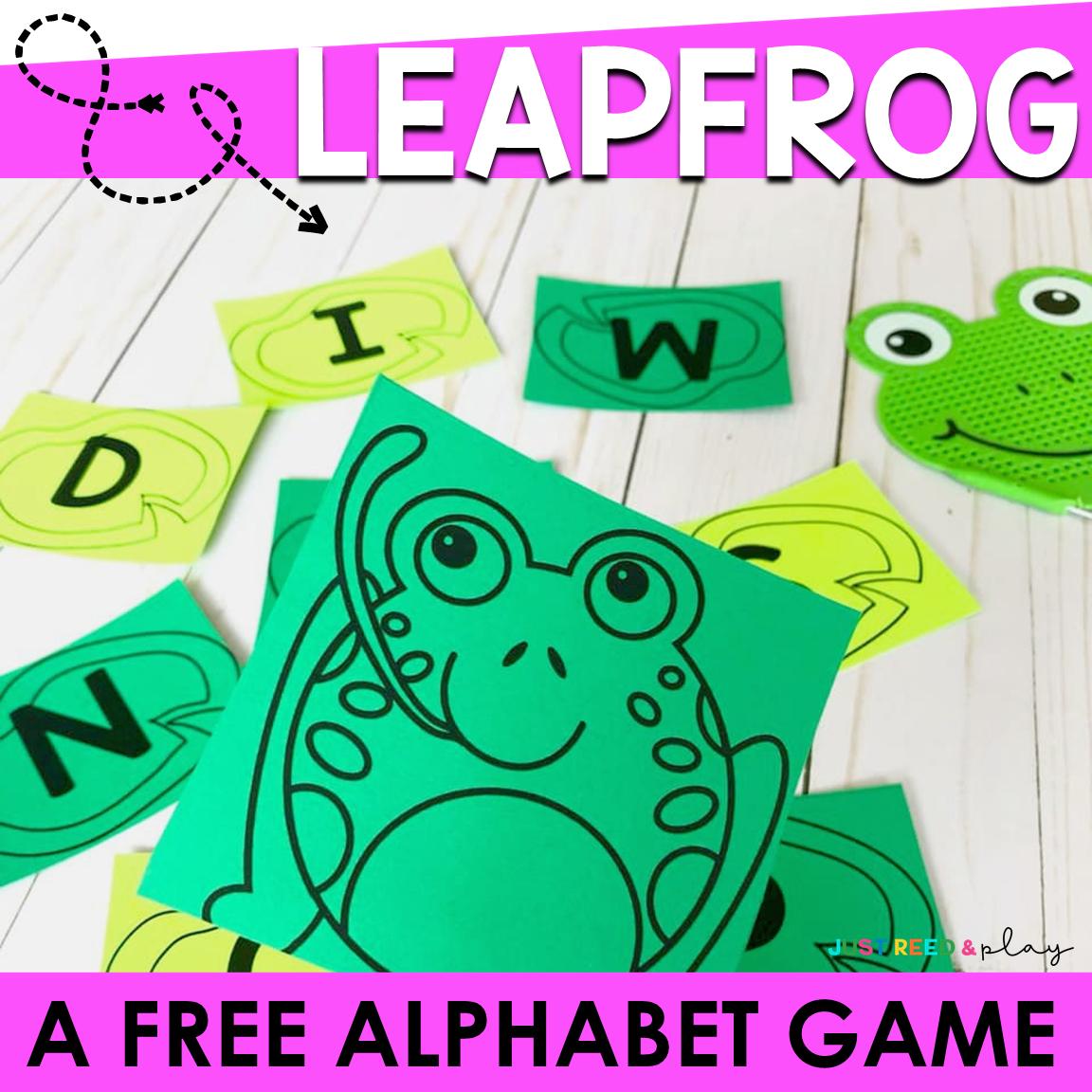 Hands On Alphabet Activities For Preschool And