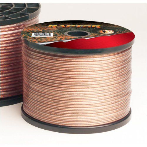 50 12 Gauge Clear Speaker Wire 50 12 Gauge Clear Speaker Wire By Metra 33 75 Shipping Weight 1 75 Lbs Resi Speaker Wire Wall Mounted Tv Electronic Deals