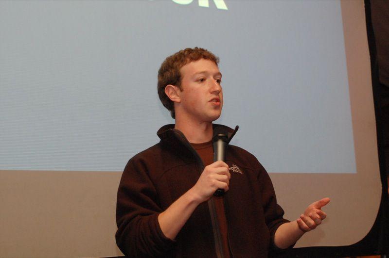 Mark Zuckerberg Spendet Geld