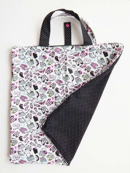 Tuto Tote Bag Madalena : madalena, Pliable, (fin), Couture, Bags,