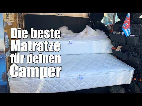 Eine Matratze nach Maß für unseren Camper   Selbstausbau ...
