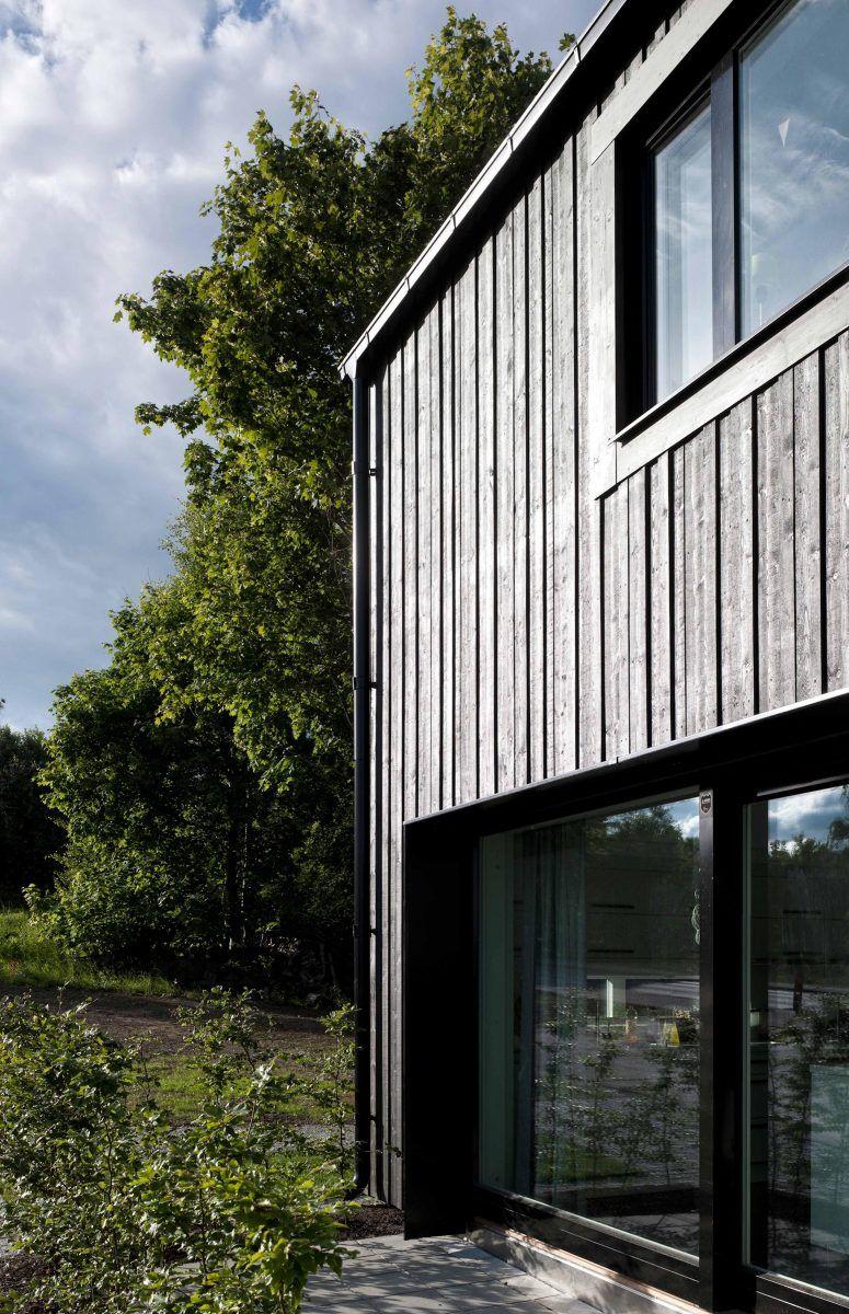 kjellandersjoberg sparsamheten detail facade fassaden pinterest moderne h user fassaden. Black Bedroom Furniture Sets. Home Design Ideas