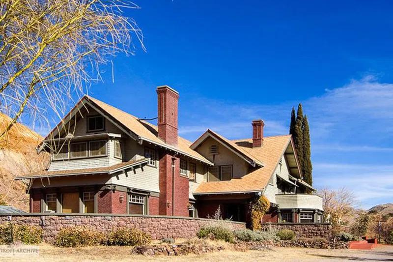1908 Greenway House In Bisbee Arizona Bisbee arizona