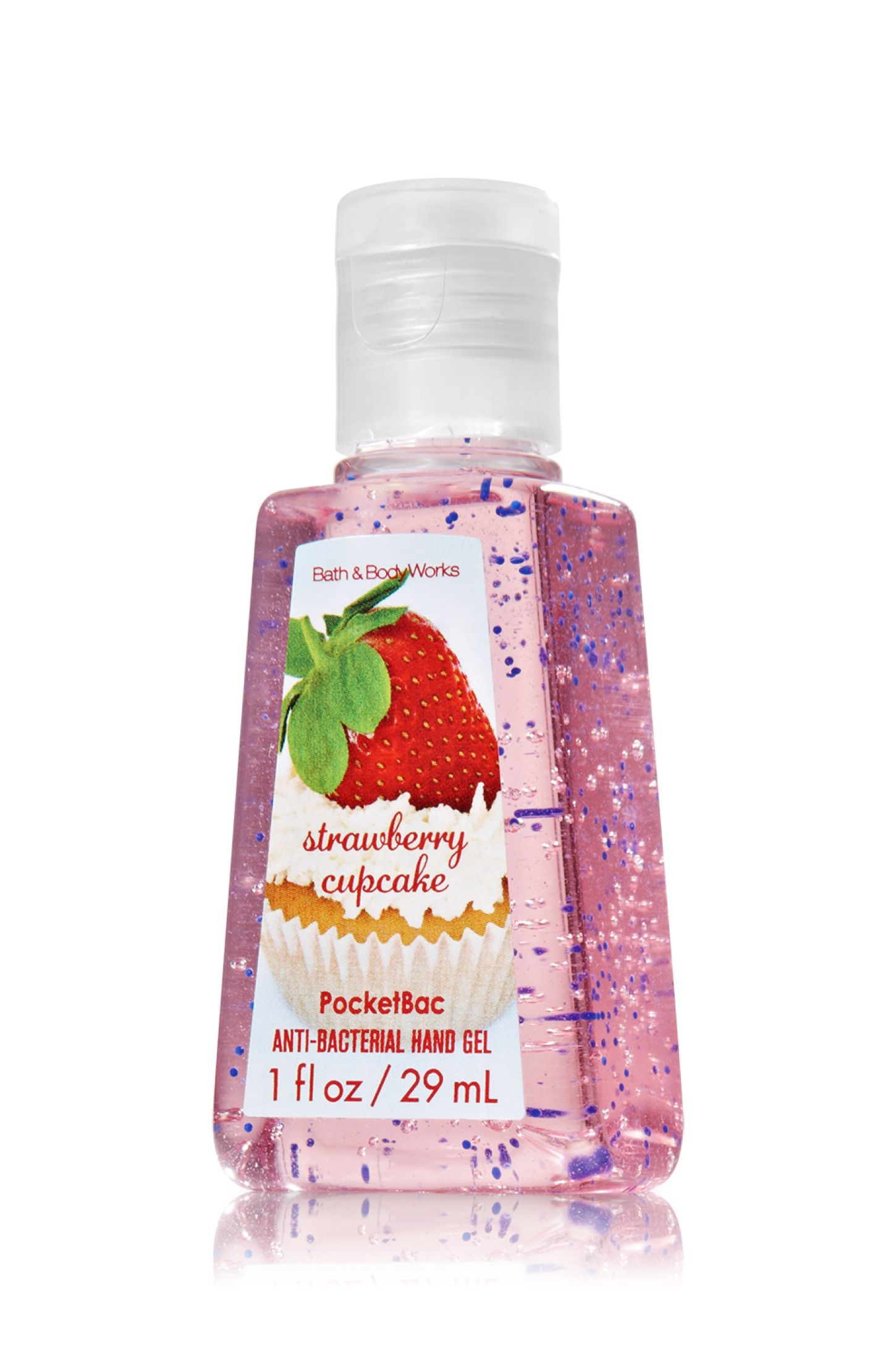 Strawberry Cupcake Pocketbac Sanitizing Hand Gel Anti Bacterial