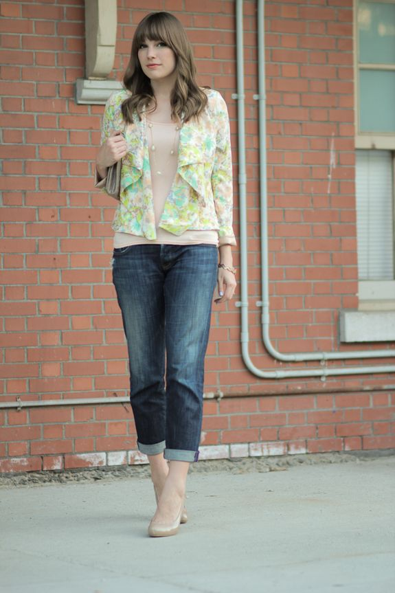 Casual spring outfit from Classic Noise   Spring outfits ...