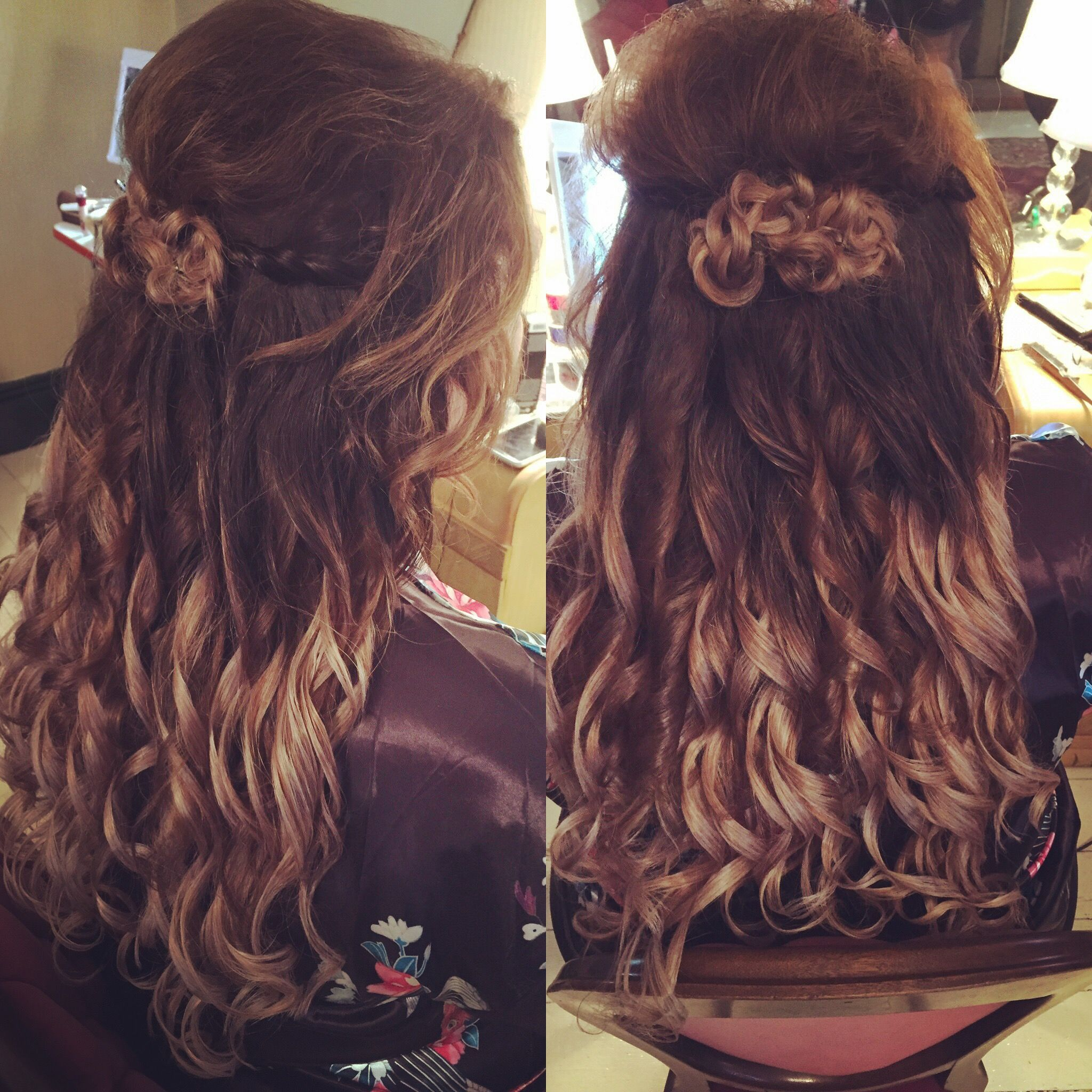 Celtic Knot Wedding Hair Bridesmaids Hair Bombshell Beauty Parlor Ironton Mo Beauty Bridesmaid Hair Bombshell Beauty