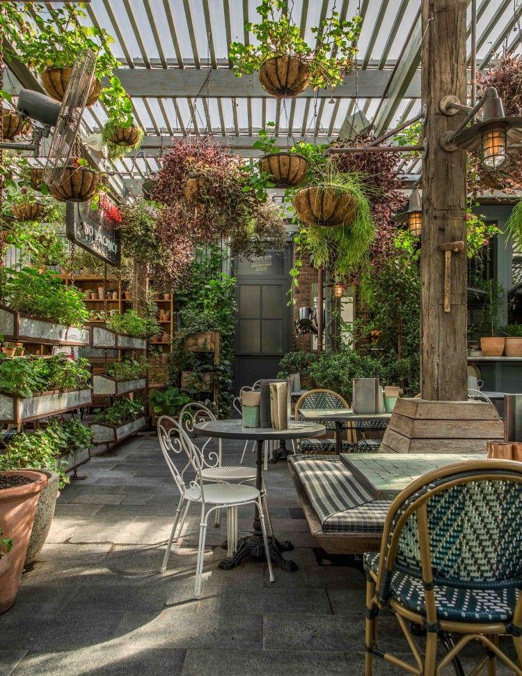 The Potting Shed Bar & Cafe, NSW Greenhouse cafe
