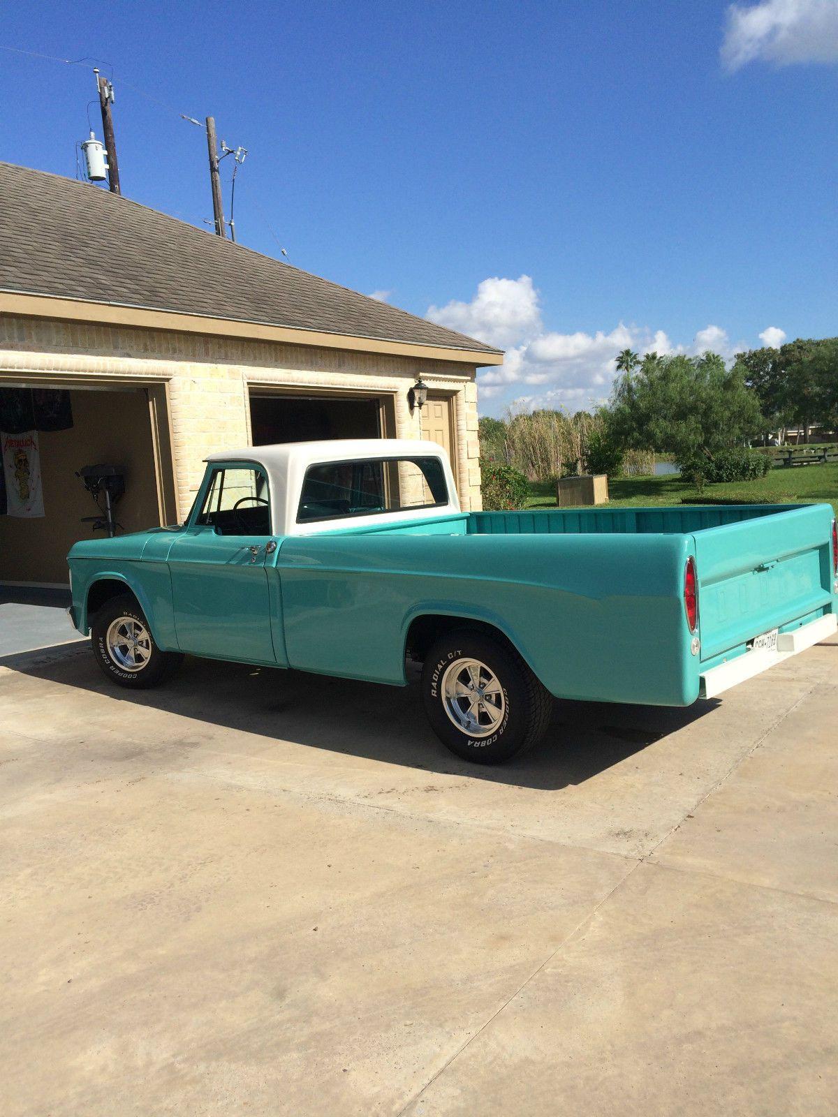 1969 Dodge Charger Rt: Custom Trucks For Sale