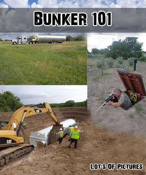Bunker 101 Preppers Survival Shelter Survival