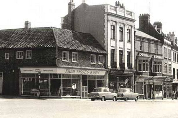Bondgate C 1960 Old Photos Of Darlington My Town Old