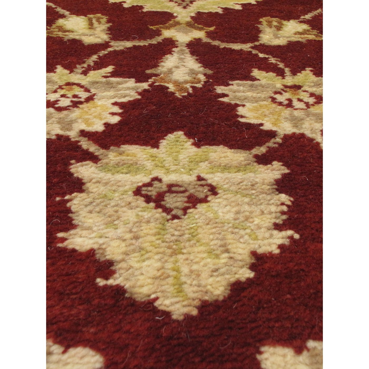 eCarpetGallery Royal Ushak Wool and Hand-knotted Area Rug