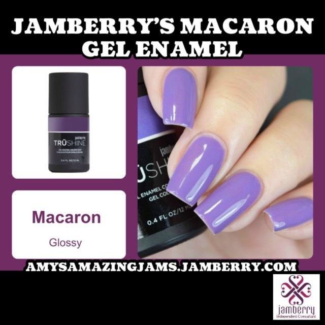 Where are my purple lovers?!  This purple is perfect for mixing with wraps or alone. Jamberry's TruShine Gel Enamel Colors must be used with Jamberry TruShine LED Curing Lamp, Base Coat and Top Coat.  Get everything you need with the TruShine Essentials Bundle!