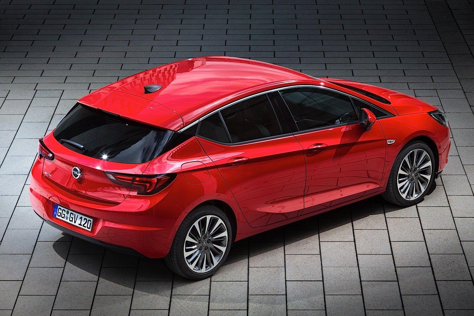 Opel Astra K 2017 Opel Best Hatchback Cars Motor Car