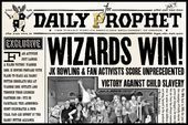 Harry Potter Fans Scored An Awesome Victory In The Fight Against Child Slavery - #against #awesome #fight #harry #potter