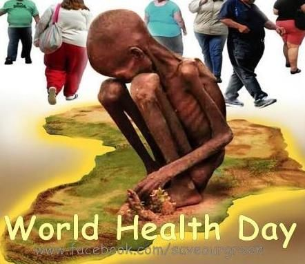 April 7: World Health Day | Save Our Green