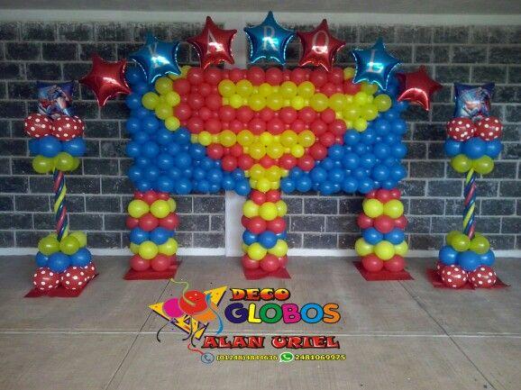 25++ Decoracion de superman ideas in 2021