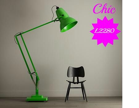 Chic vs cheap anglepoise floor lamps anglepoise floor lamp and giant anglepoise floor lamps aloadofball Image collections