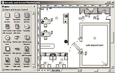 Visio kitchen cabinet stencils mechanical engineering for Table design visio