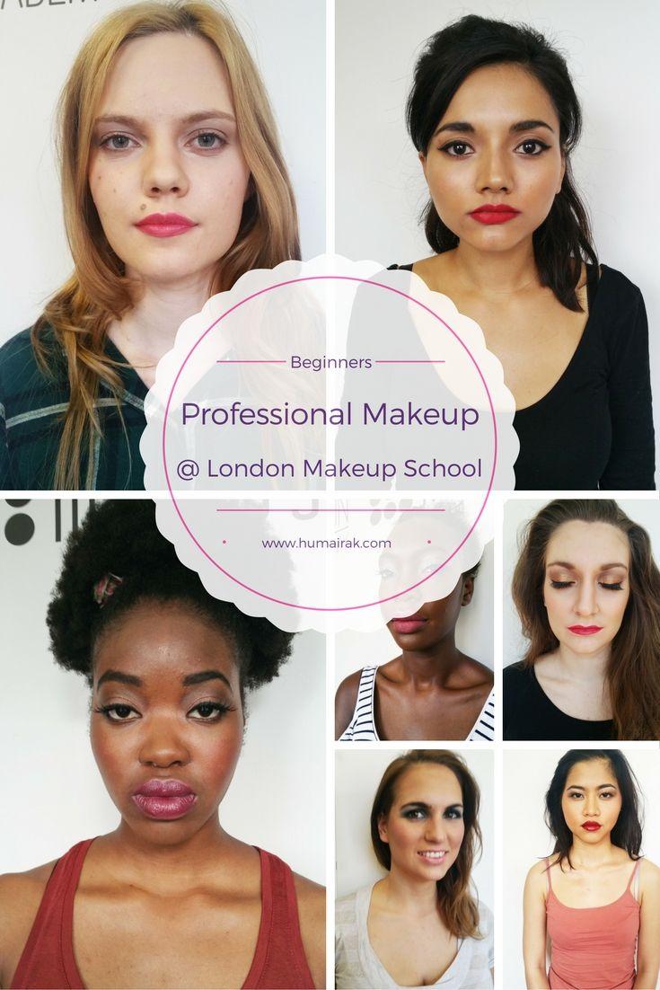 Sep 17 Beginners Professional Makeup Course @ London Makeup
