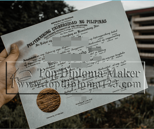 Buy Fake Polytechnic University Of The Philippines Diploma Buy Fake Degree Buy Certificate Buy University Diplom University Diploma College Diploma Diploma