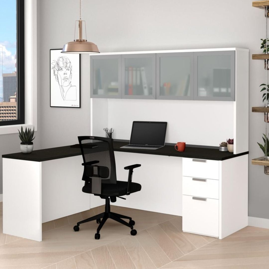 Epingle Sur Bestar Office Furniture Bestar Mobilier De Bureau