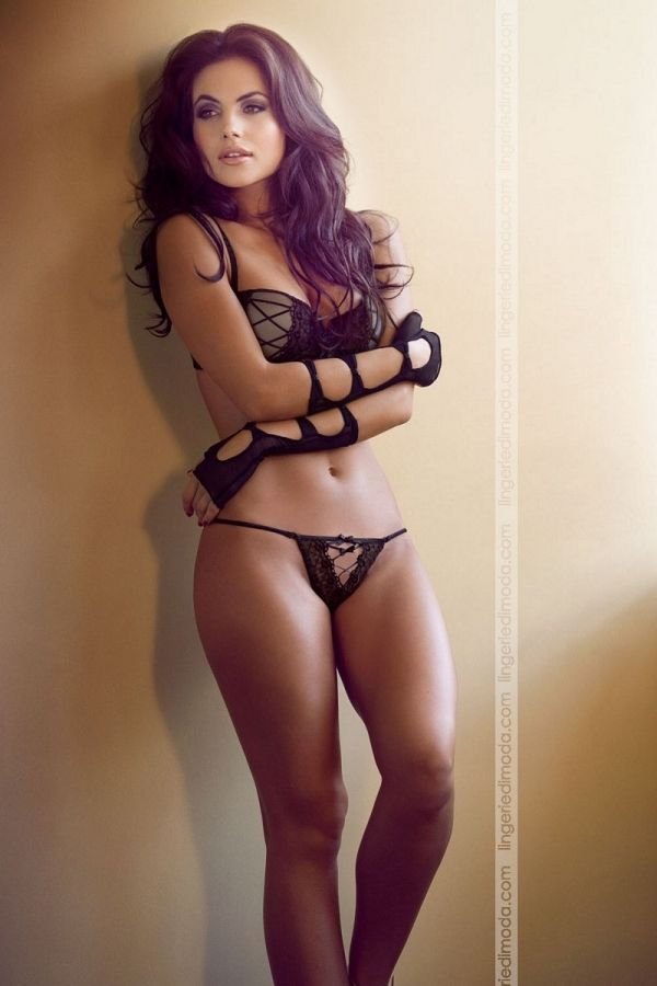 The word lingerie is a word taken directly from the French language, meaning undergarments, and used exclusively for more lightweight items of female undergarments. The French word in its original form derives from the old French word linge, meaning 'linen'. So faire le linge, comes to mean