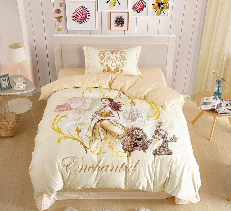 Enchanted Princess Giselle Bedding Set Ebeddingsets Bedding Sets Princess Bedding Set Bed Linens Luxury