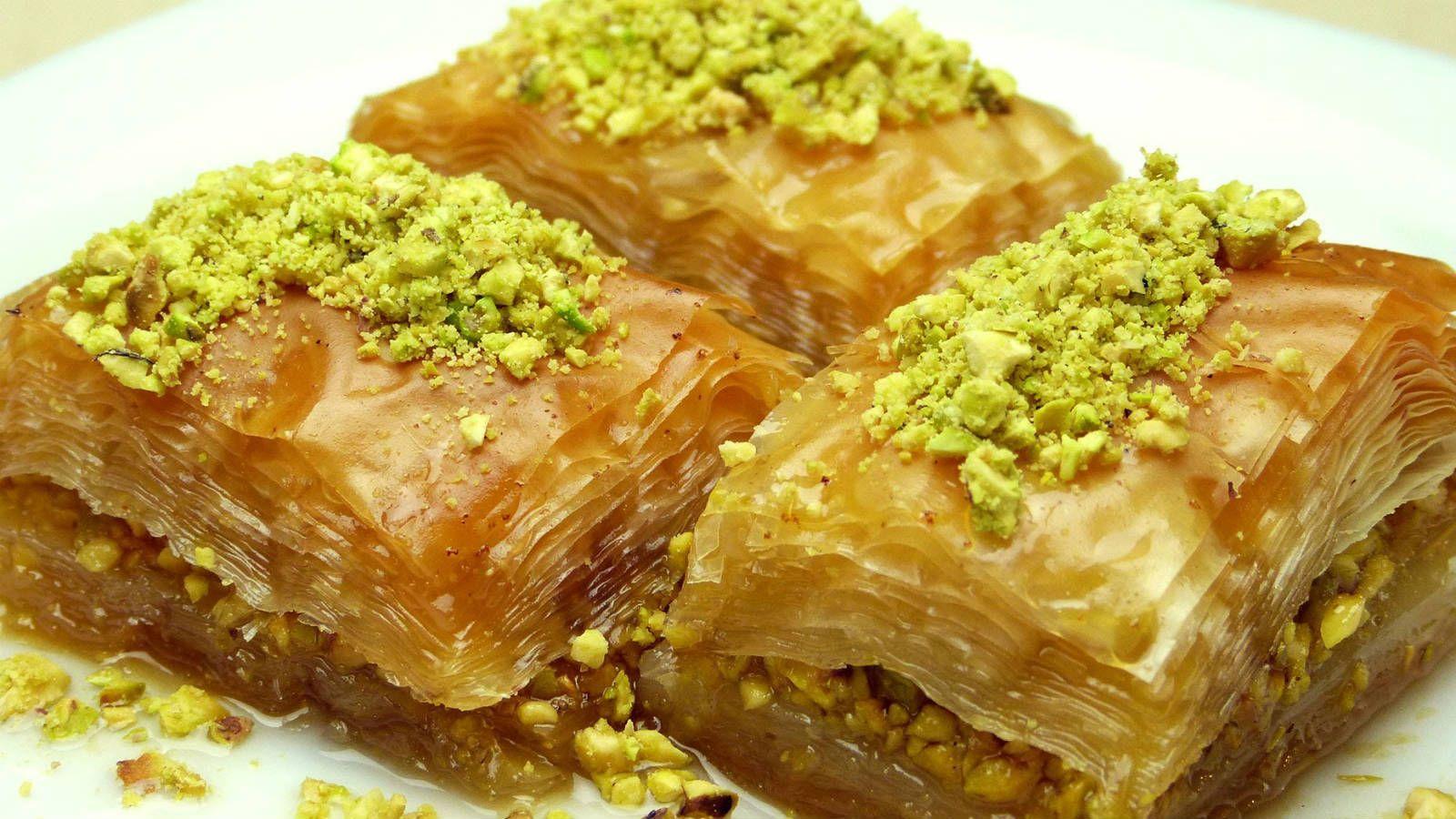 турецкие сладости рецепты с фотографиями пришли