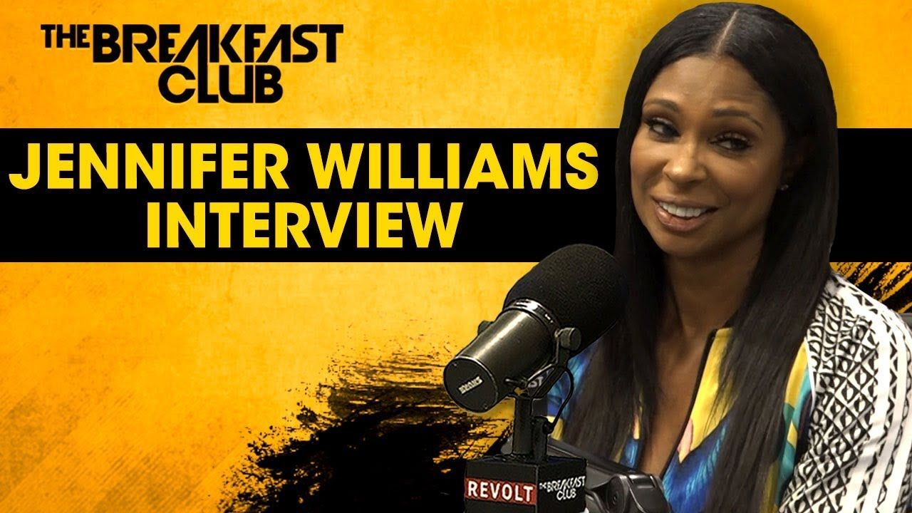 Jennifer Williams On Basketball Wives Reunion, Tami Roman