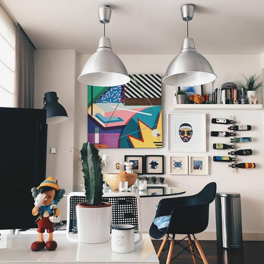 Kaws Decor For Hypebeast Living Room In 2020 Home Room Design Hypebeast Room Room Decor