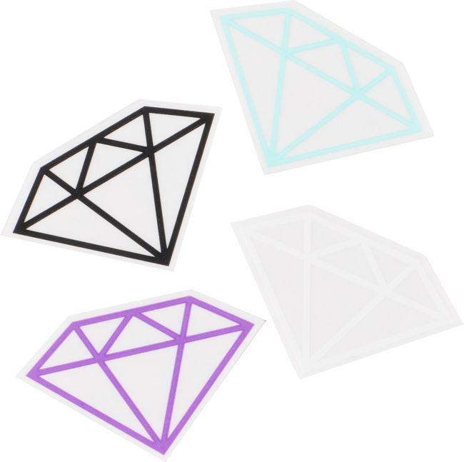 515fae002d23 Diamond Supply Co Rock Vinyl Sticker   Diamonds   Diamond supply ...