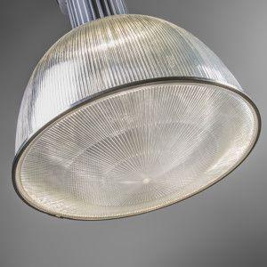 L mpara colgante industrial output ii aluminio led - Lamparas industriales colgantes ...